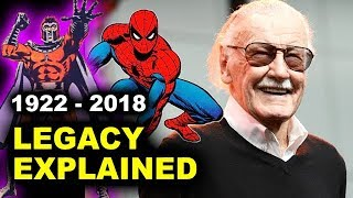 Stan Lee dead at 95 - Tribute