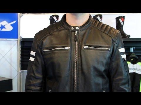 Joe Rocket Clic 92 Jacket Motorcycle Super