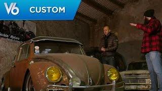 Coccinelle Rat's, la classique - Les essais custom de V6