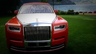 Обзор нового ROLLS ROYCE PHANTOM 2018 - Автомобиль для Президента