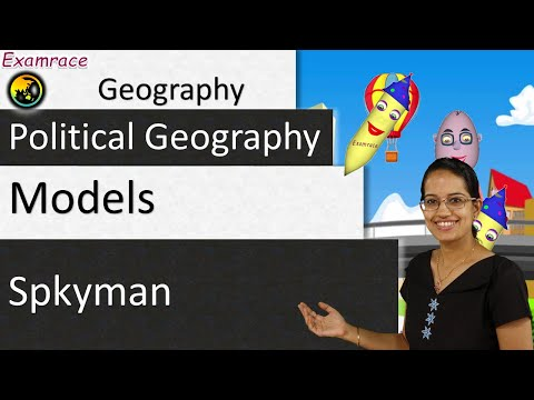 Political Geography Models: Fundamentals of Geography