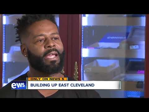 Local East Cleveland businesses are rebuilding the community