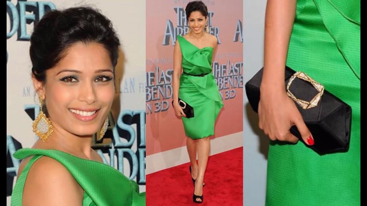 Complementos para vestido verde limon