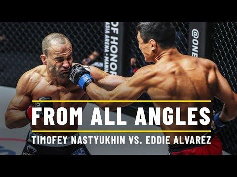 Timofey Nastyukhin vs. Eddie Alvarez | ONE: From All Angles