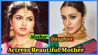 10 Sweet Mothers of Bollywood Actresses