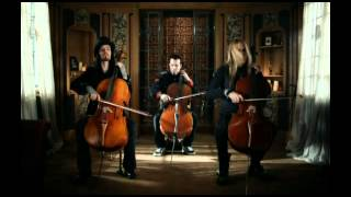 Apocalyptica - 'I Don't Care' feat. Adam Gontier (Official Video)