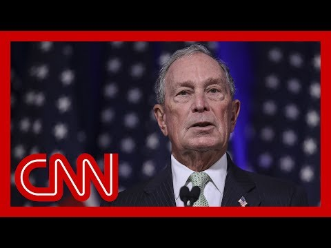 Bloomberg enters 2020 race, but ignores early voting states