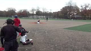 Queens Comets Vs Brooklyn Kings 2018 Fall Baseball 111818  00008