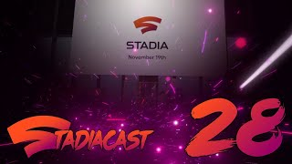 It's official November 19th! Made by Google  - Stadiacast Episode 28