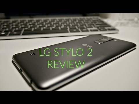 LG Stylo 2 Review! Boost Mobile