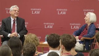 The Honorable Merrick Garland addresses HLS Class of 2019