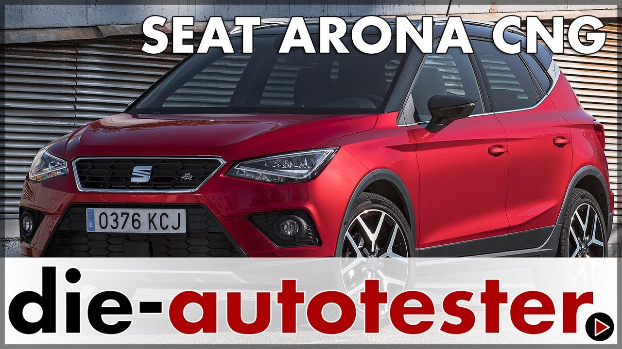 2019 seat arona tgi weltpremiere des ersten cng suv in. Black Bedroom Furniture Sets. Home Design Ideas