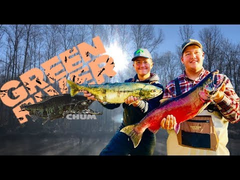 Green River Chum Salmon Fishing With Special Guest Ryan Moore