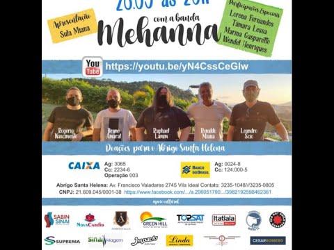 Live em Prol do Abrigo Santa Helena com a Banda Mehanna