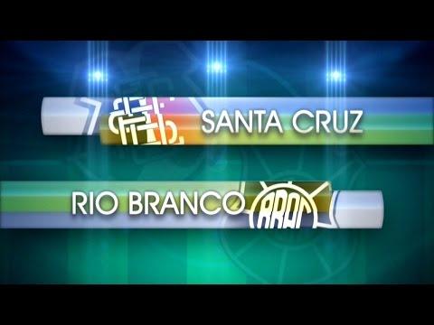 Chamada Globo/NE: Santa Cruz X Rio Branco (Copa do Brasil 16)