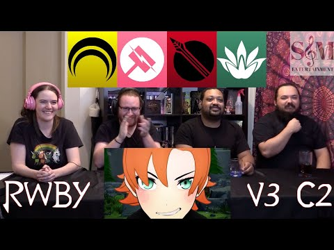 Repeat RWBY Vol 3 Ch 1 Round One *REACTION* by Sirs & Madams