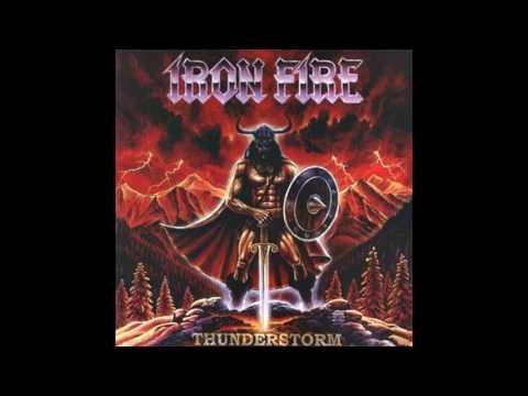 Iron Fire - Thunderstorm (Full Album)