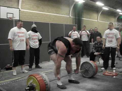 World Record Deadlift Performances to See for Yourself