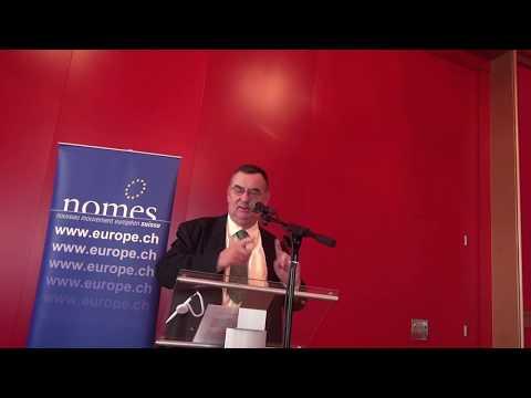 Luzius Wasescha: le commerce mondial, l'UE et la Suisse – quel avenir?