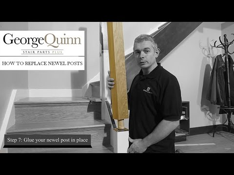 Staircase Renovation Part 6 How To Replace Newel Posts