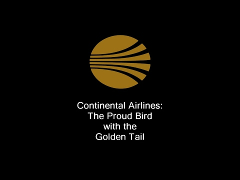 Farewell Continental Airlines