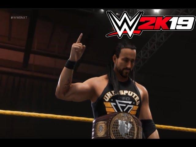 WWE:2K19- Superstar EntrancesRicochet better be in the game!!!