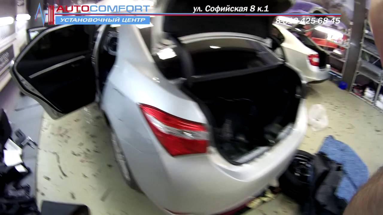 Обзор Toyota Corolla X с роботом. На что смотреть при покупке .