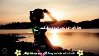 Quên người đã quá yêu ( kara sub ) - Hà Duy Thái