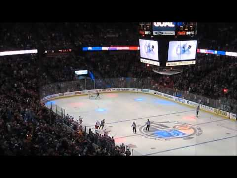 Oilers vs Red Wings Oct2115 Goal McDavid 2 0