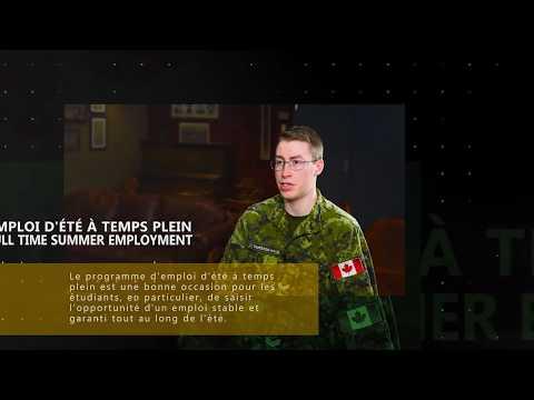 Full Time Summer Employment - Job Opportunitites