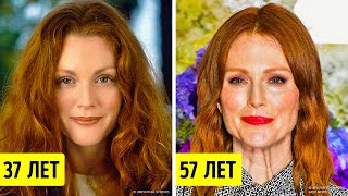 18 женщин в возрасте за 50, которые никогда не делали пластических операций
