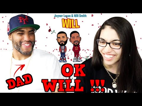 MY DAD REACTS Joyner Lucas & Will Smith - Will (Remix) REACTION