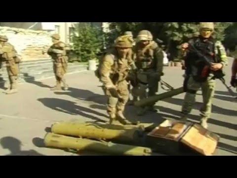 A1 Report - Rebelët e Ukrainës rigrupohen pas humbjes në Sloviansk