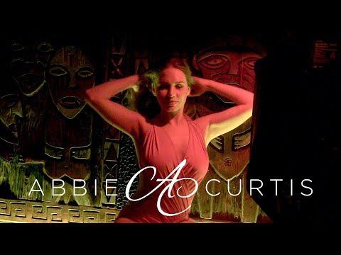 Abbie Curtis    Mahiki Shoot Andrew Lunn Interview