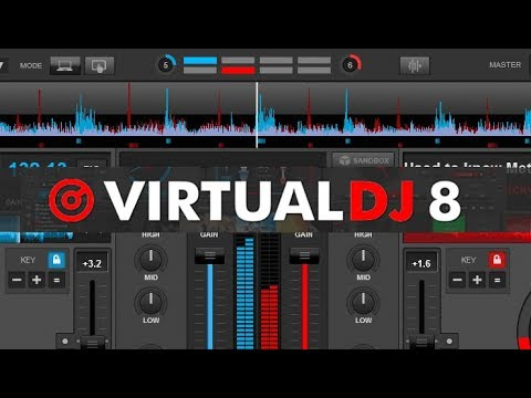 telecharger crack virtual dj 8 + licence infinity fr