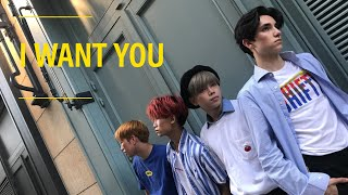 shinee i want you dance cover