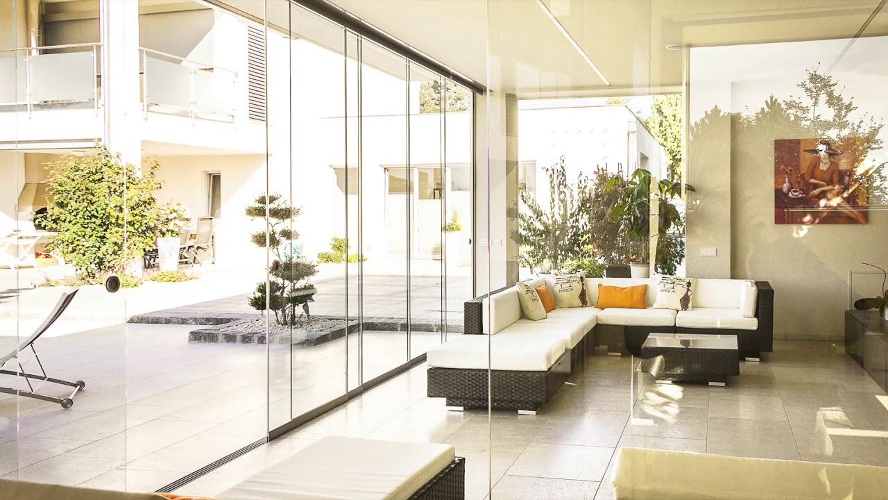 Fabelhaft Poolhaus Bauen Das Beste Von Mit Glasschiebetüren