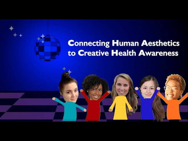 CHA CHA Series Trailer! Connecting Human Aesthetics to Creative Health Awareness
