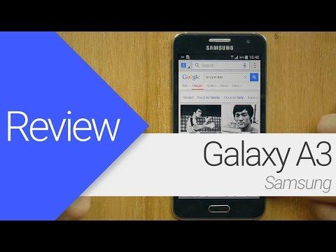 [Review] Samsung Galaxy A3 (en español) - Argentina
