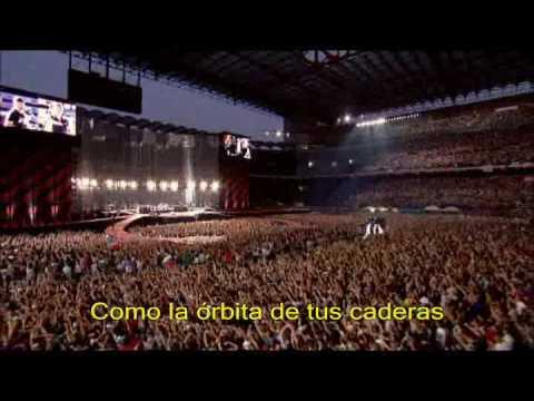 U2 - Elevation - Milan (Sub. español) [HQ]