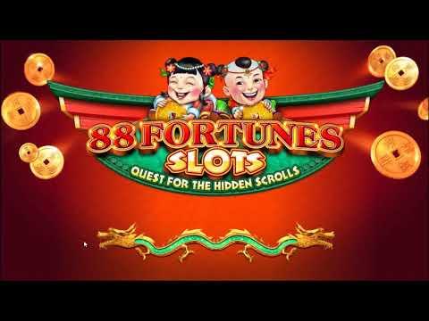 88 Fortunes Slot Machine MOD APK Unlimited Credits