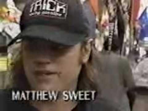 Matthew Sweet Interview 1