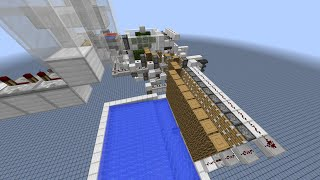 Super Efficient TNT Tree Farm
