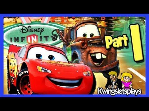 Disney Infinity (Blitzwinger) - YouTube