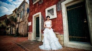 Okinawa Bridal Photo Tour
