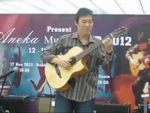 Rek Ayo Rek Solo Guitar by Jubing