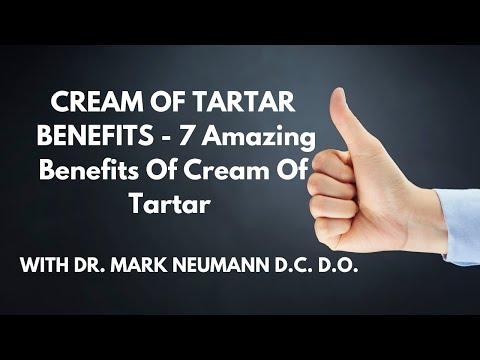 CREAM OF TARTAR BENEFITS - 7 Amazing Benefits Of Cream Of Tartar