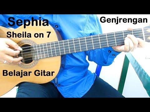 Belajar Gitar Sheila on 7 Sephia (Genjrengan)