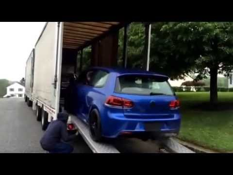 Golf R - Transport co