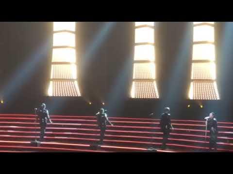 Backstreet Boys- I'll Never Break Your Heart (2/3/18)